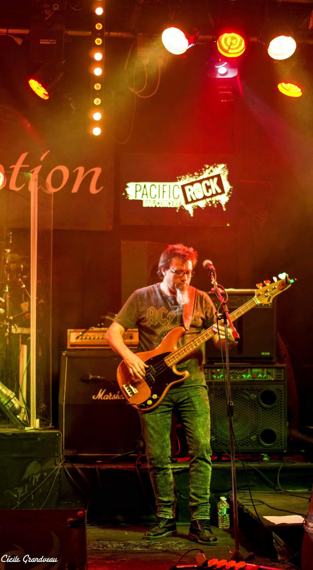 Resumption - Pacific Rock - mars 2019